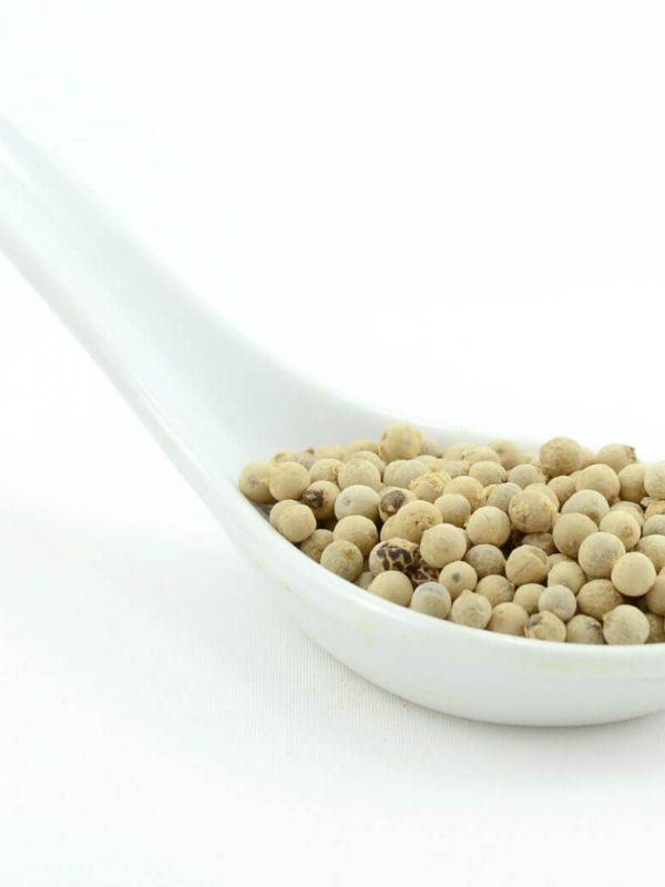 Бял пипер на зърна