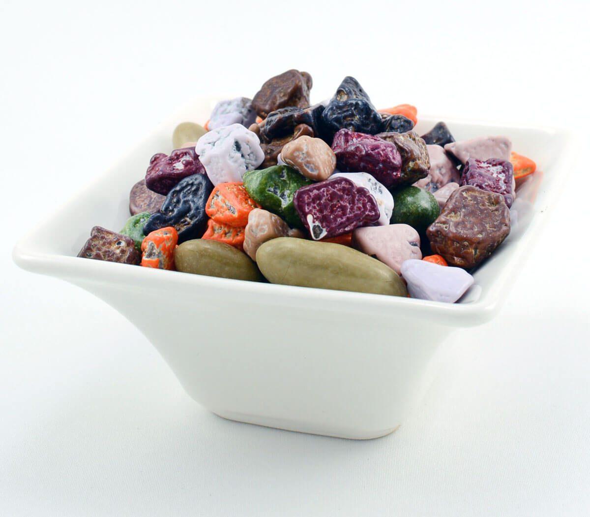 Шоколадови камъчета 100 гр.