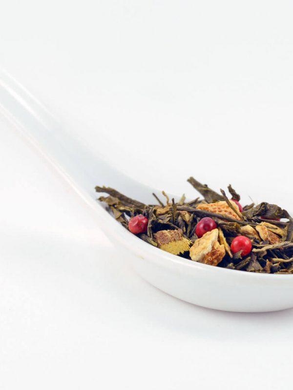 Органичен зелен чай Шангри-ла