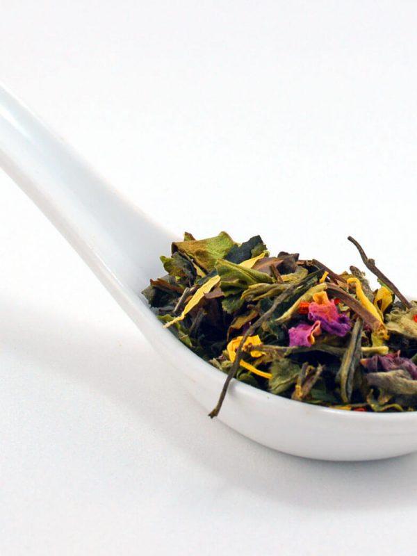 Бял чай Фантазия и красота