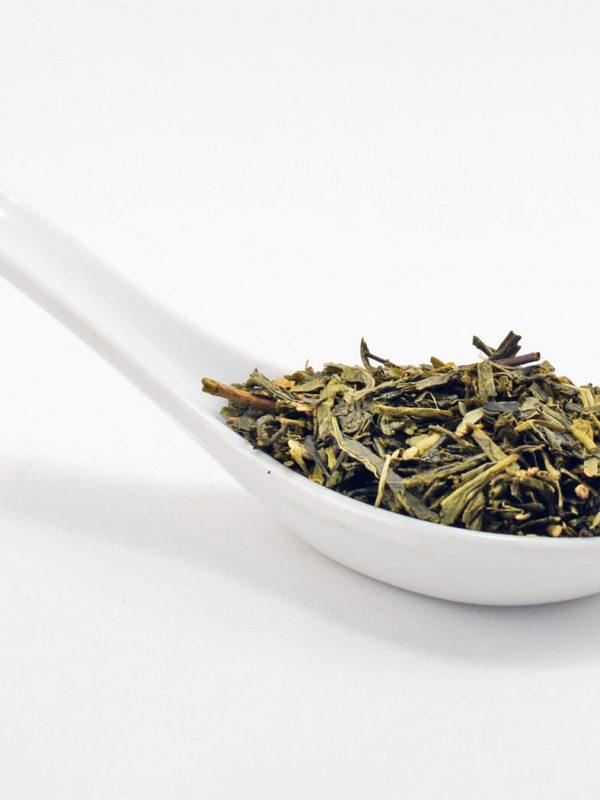 Зелен ароматизиран чай Кактусов цвят